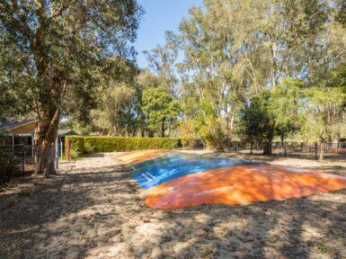 Ingenia Holidays Bonny Hills Jumping Cushion