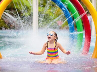 Best water play parks
