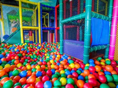 Ingenia Holidays Soldiers Point Ball Pit