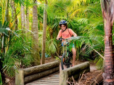Ingenia Holidays Soldiers Point Bike Track