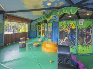 Ingenia Holidays Soldiers Point Jumping Castle Master
