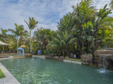Ingenia Holidays Soldiers Point Swimming Pool