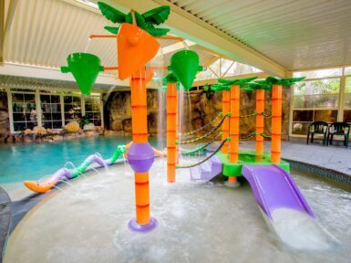 Ingenia Holidays Soldiers Point Water Slide