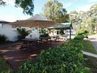 Ingenia Holidays Shoalhaven Heads Outdoor Area