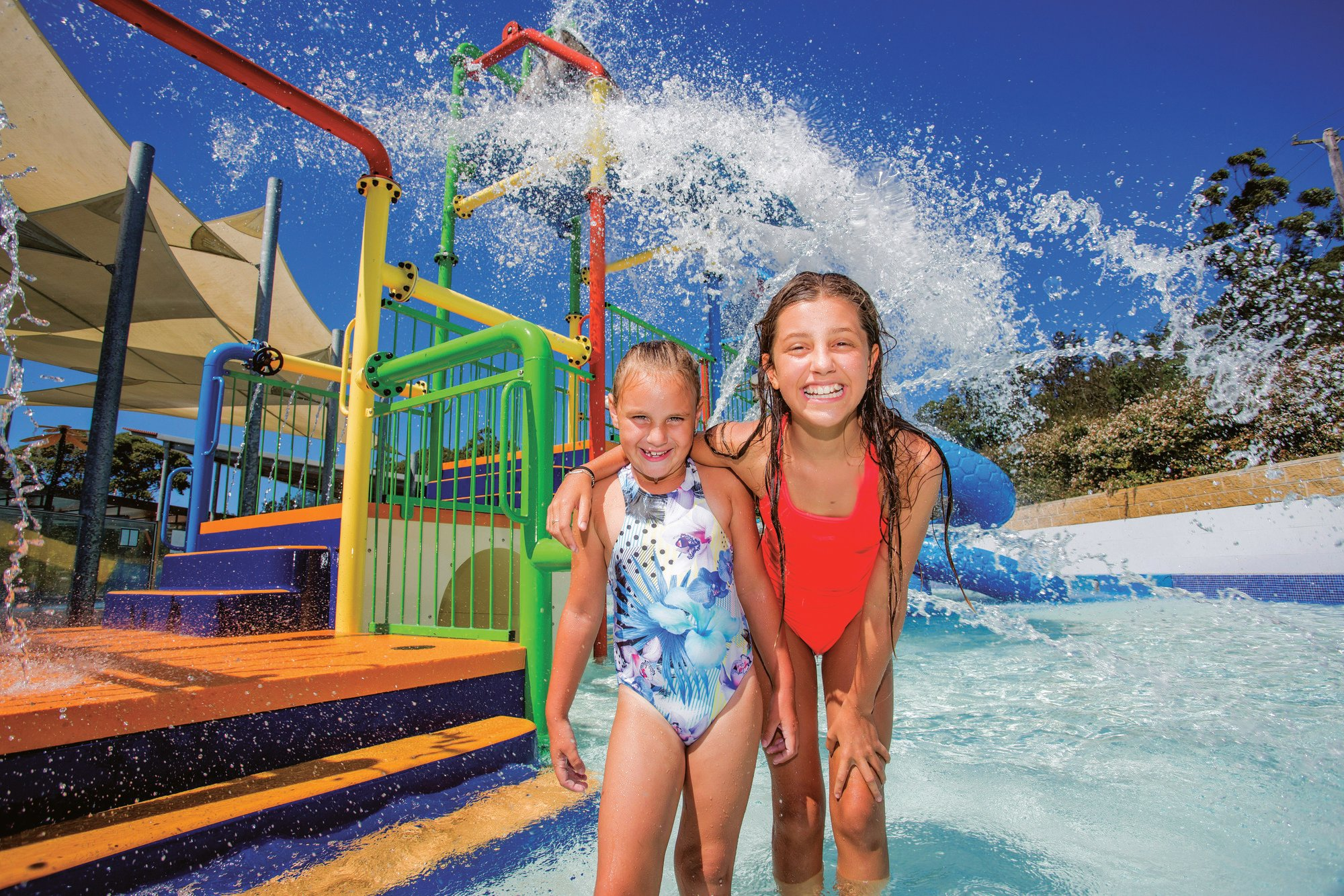Holiday Park Activities for the kids