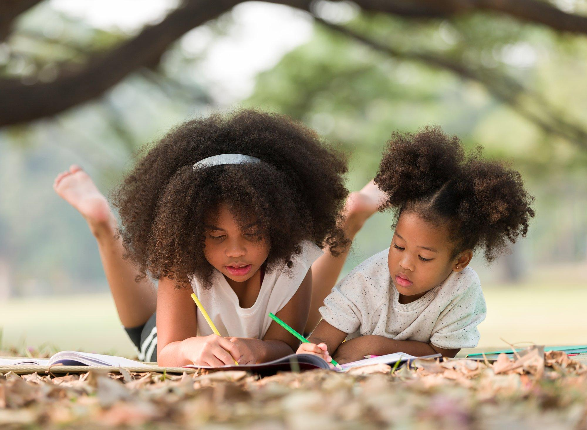 Nature play activities for kids