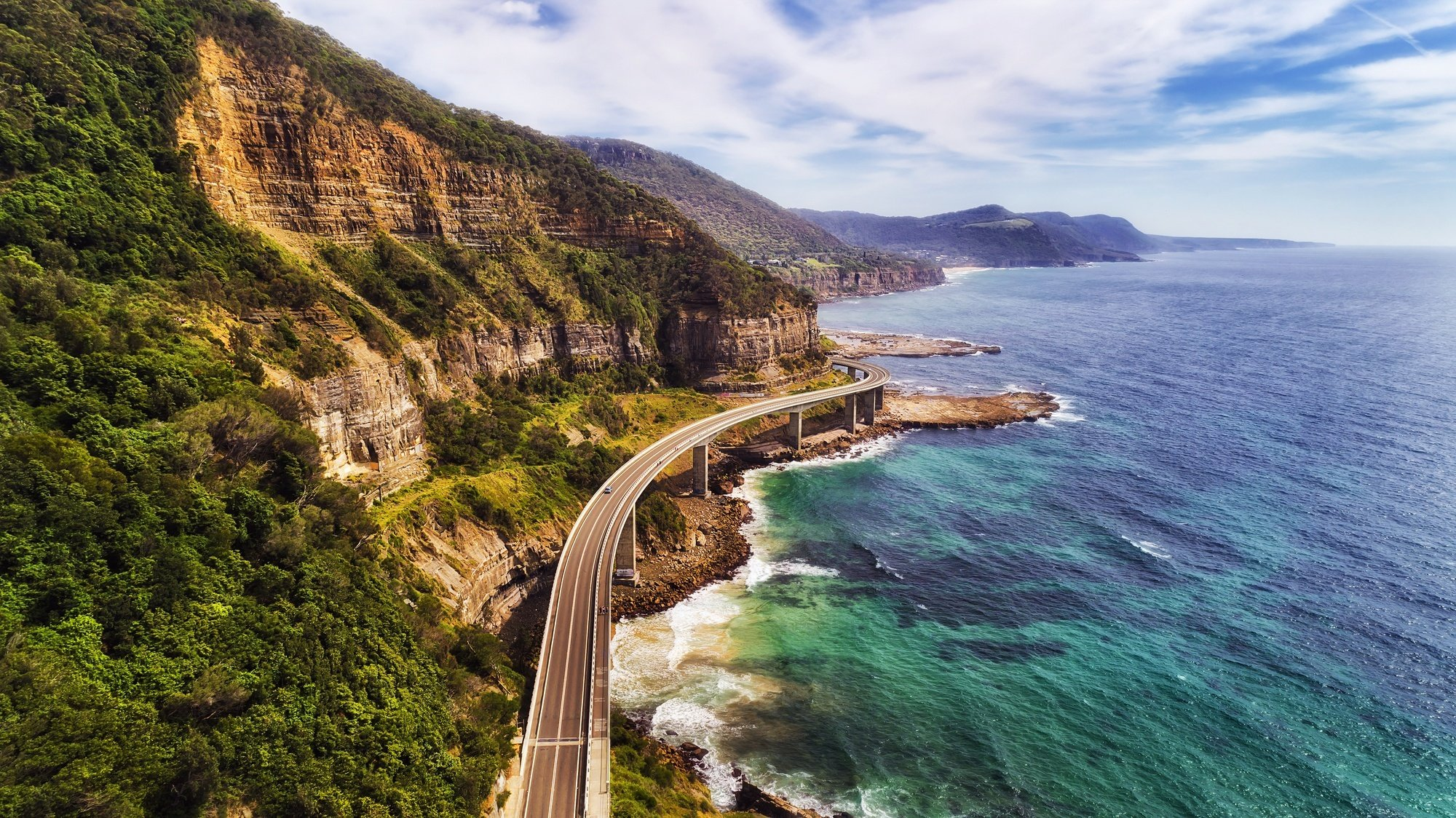 NSW by campervan