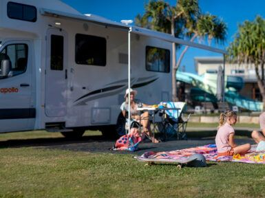 Top 5 reasons to choose a campervan holiday